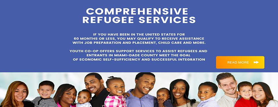 Comprehensive Refugee Services